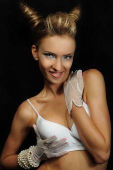 Free Sexy Teenage Girl Royalty Free Stock Photography - 16061857