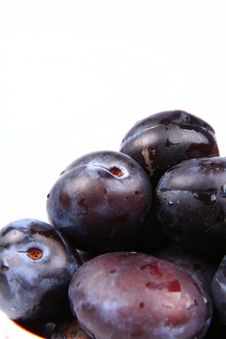 Free Plums Stock Photography - 16063762