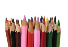 Free Color Pencils Stock Images - 16063814