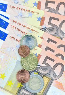 Free Euro Money Royalty Free Stock Photo - 16064575