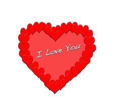 Free Valentine Card Stock Image - 16064581