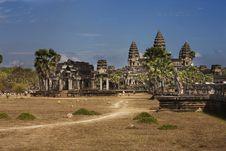 Free Angkor Wat Stock Photo - 16064650