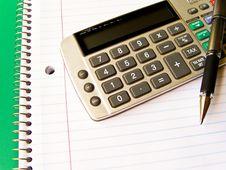 Free The New Calculator Stock Photo - 16065330