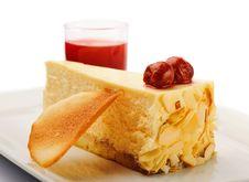 Free Cheesecake Stock Photo - 16065930