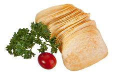 Free Potato Chips Royalty Free Stock Image - 16066306