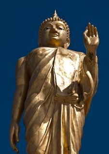Free Buddha Statue In Thailand. Stock Photos - 16066533