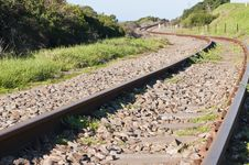 Free Train Tracks Stock Photos - 16066623