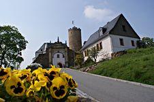 Free A Saxon Castle Stock Photo - 16067680