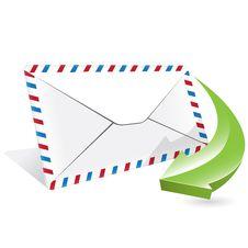 Free Envelope Royalty Free Stock Image - 16068916