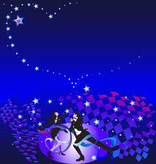Free Disco Royalty Free Stock Photo - 16069805