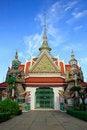 Free Wat Arun - The Temple Of Dawn Stock Photo - 16071610