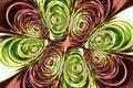 Free Fractal Eyes Royalty Free Stock Images - 16077049