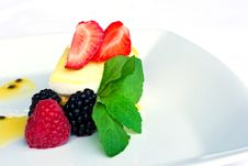 Free Panacotta Royalty Free Stock Photos - 16070138