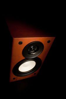 Stereo Speaker Stock Photography