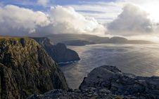 Nordkapp Stock Image
