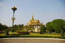 Free King Palace Stock Photography - 16071262