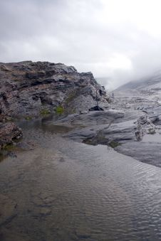 Free Svartisen Glacier Royalty Free Stock Image - 16071426