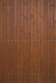 Free Wooden Gate Detail Stock Photography - 16071512