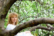 Free White Lady Stock Photo - 16071620