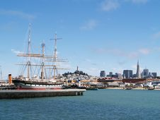 Free San Francisco Bay Royalty Free Stock Photo - 16071625