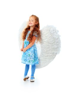 Free Angel Girl Royalty Free Stock Images - 16071829