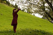 Free Medieval Men Royalty Free Stock Photo - 16071855