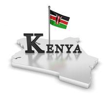 Free Kenya Tribute Stock Image - 16071901