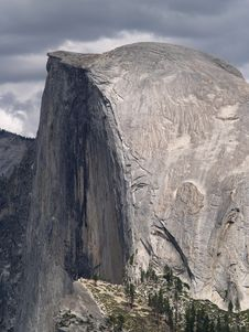 Free Half Dome Stock Photography - 16072052
