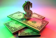 Free I Desire Money Royalty Free Stock Photography - 16072117