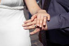 Free Wedding Rings Royalty Free Stock Photos - 16072688