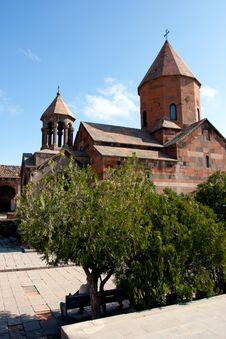 Armenian Peribolos Stock Photos