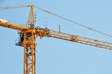 Free Construction Crane Stock Photography - 16073772