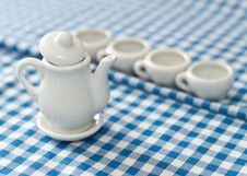 Free Mini Tea Kettle Royalty Free Stock Images - 16073849