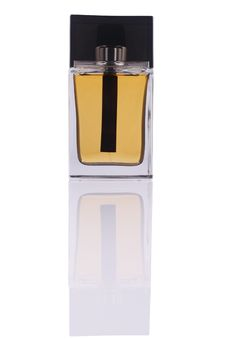 Free Perfume Bottle (with Clipping Path) Royalty Free Stock Images - 16074469