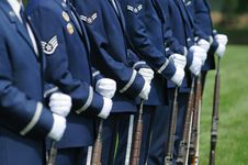 Free Color Guard Stock Photo - 16074650