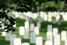 Free Arlington National Cemetery Stock Image - 16074651