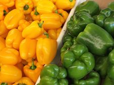 Free Peppers Royalty Free Stock Photography - 16074887