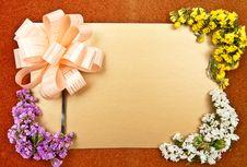 Free Greeting Card Stock Photo - 16075780