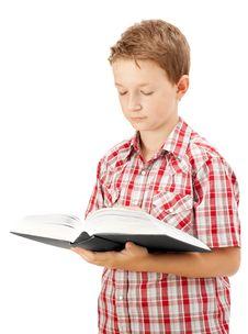 Free School Boy Stock Photography - 16076222