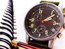 Free Wristwatch Stock Photo - 16076850