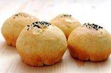 Free Bread Bun Royalty Free Stock Photo - 16077185