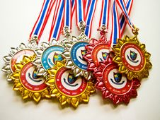 Free Medal Winning Sports Royalty Free Stock Images - 16077679