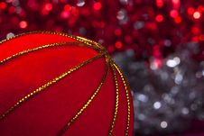 Free Red Decoration Stock Images - 16077994