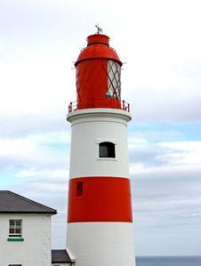 Free Coastal Lighthouse Royalty Free Stock Photos - 16078218