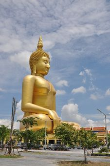 Free Bigest Buddha Image Royalty Free Stock Images - 16078279