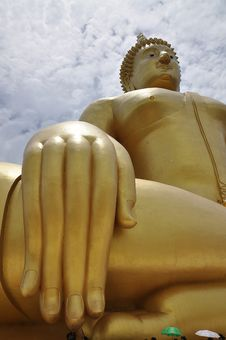 Free Bigest Buddha Image Royalty Free Stock Photos - 16078388