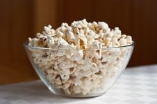 Free Popcorn In The Bowl Royalty Free Stock Image - 16078826