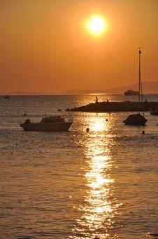 Free Beautiful Sunset Stock Photo - 16079050