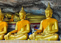 Free Buddha In Cave Royalty Free Stock Image - 16083176