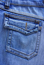 Free Blue Jeans Pocket Royalty Free Stock Photography - 16083287